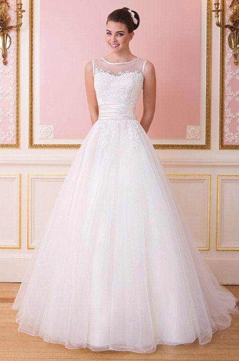 12 besten Bruiloft Bilder auf Pinterest   Hochzeitskleider ...