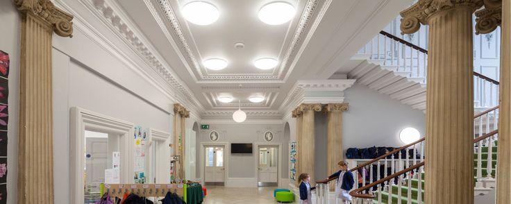 The Royal High Junior School, Bath | One Eighty Light