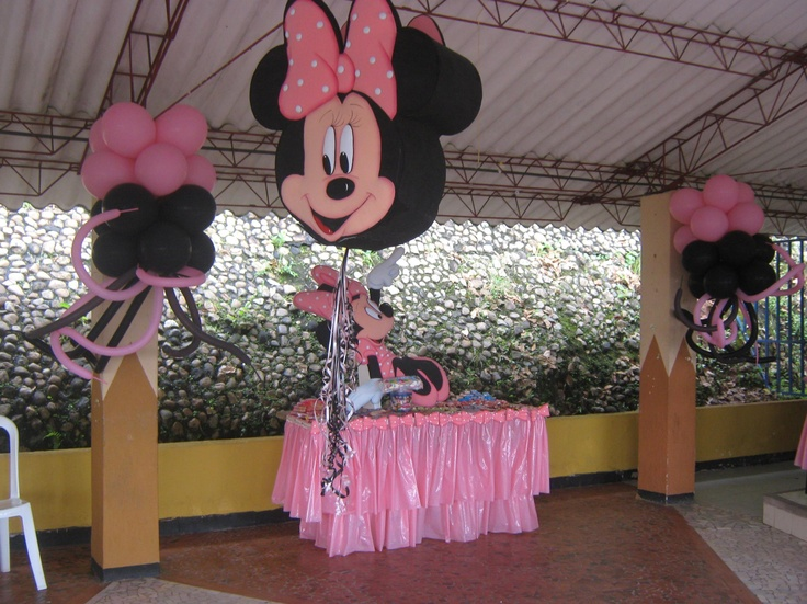 Fiesta De Minnie Mouse