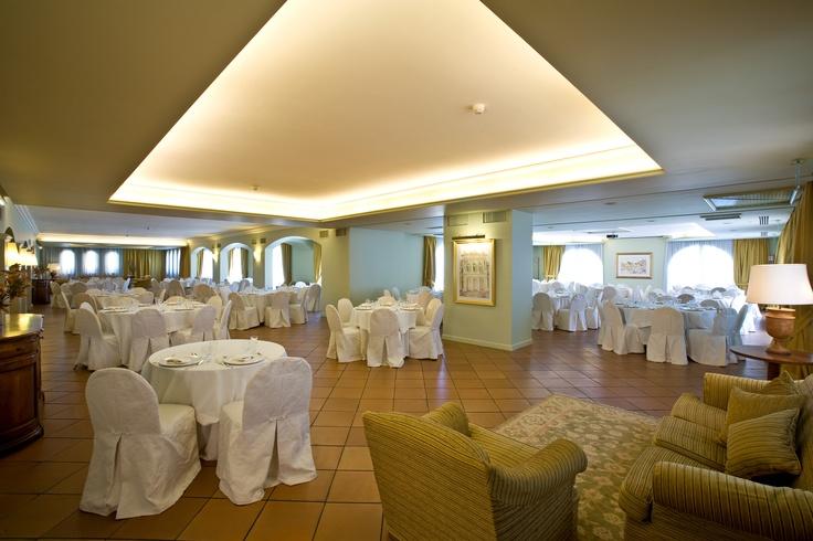 Sala Pirandello -Grand #Hotel Baia Verde-per #banqueting a #Catania