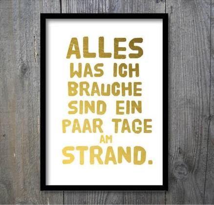 Hier gibt's die passenden Strand-Ziele in Deutschland: http://www.gofeminin.de/reise/deutschlands-schonste-strande-s1461910.html #strand Mehr