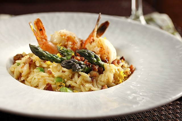 Shrimp and Asparagus Risotto | Umamis, Yummies, and Sides | Pinterest