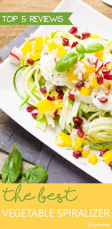 The Best Vegetable Spiralizer