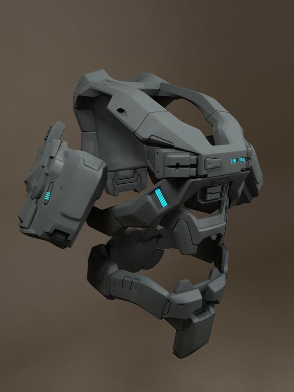 halo reach noble 6 armor - Google Search