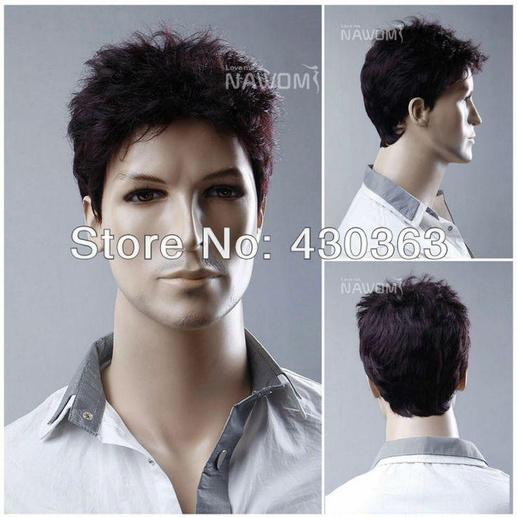 Short Hair Wigs for Men