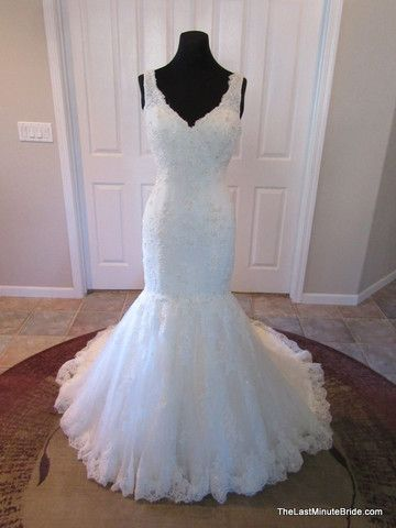 17 best images about justin alexander bridal gowns on for Last minute wedding dress