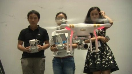 Chinese company #DJI leads new 'drone age' #UAV #drone  http://www.cnn.com/2015/11/05/asia/china-rise-of-consumer-drones/