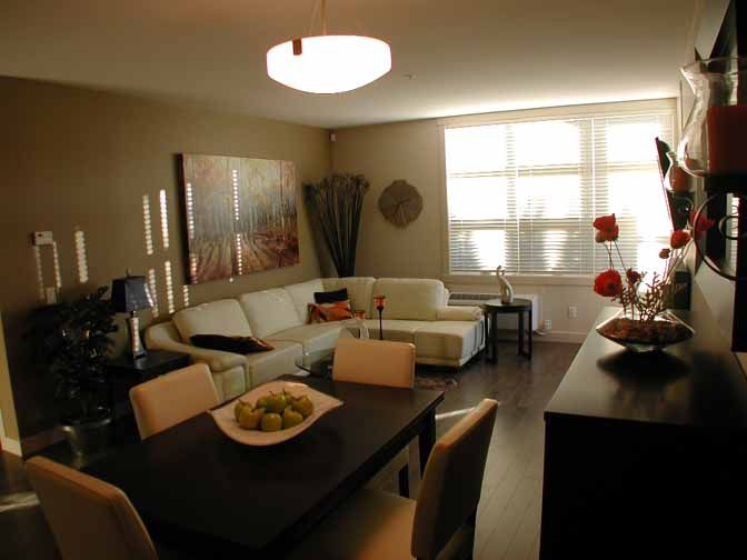 Google image result for for Living dining room small space