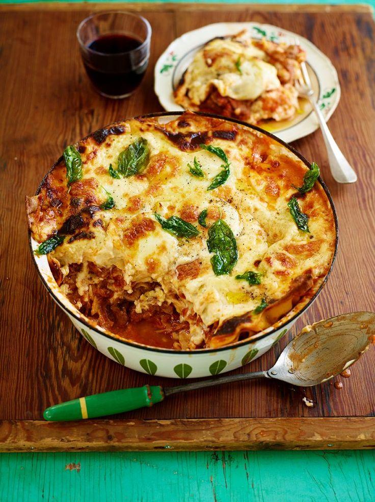 Best 25+ Lasagna recipe jamie oliver ideas on Pinterest ...