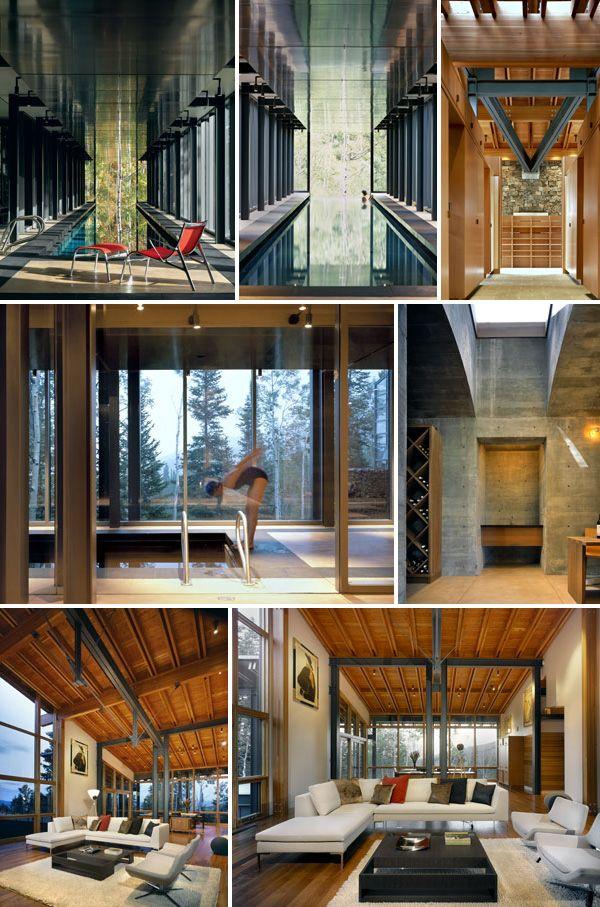Modern Architecture Mountain Homes 61 best mountain modern architecture images on pinterest