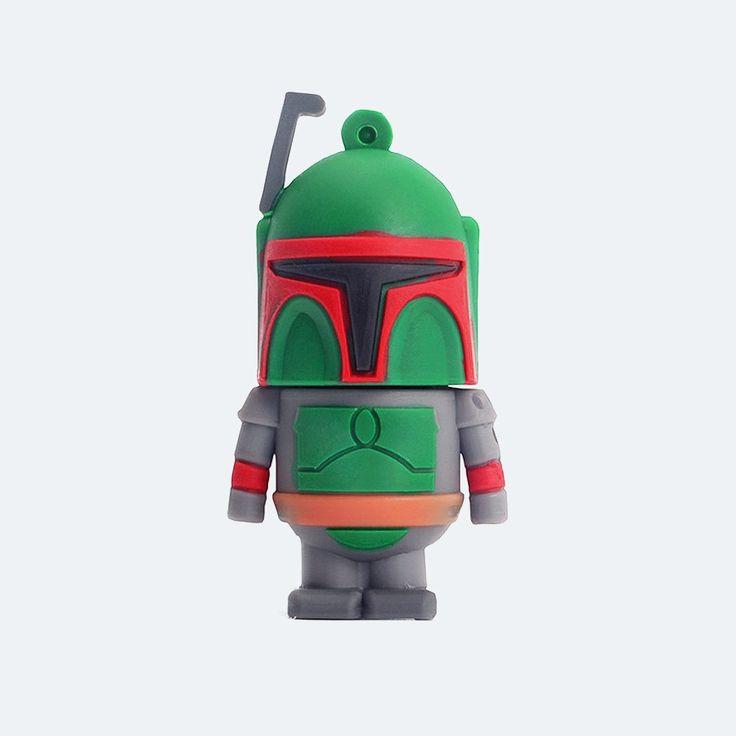 Star Wars Boba Fett Pendrive