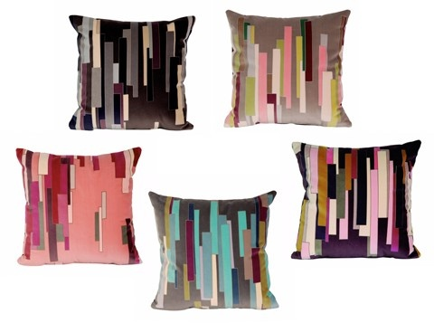 Ceoca Pillows By Kenzo Home