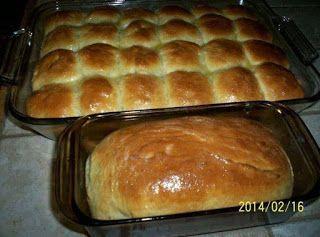 enjoy & have a nice meal !!!: Homemade King Hawaiian Rolls and/or Loaf