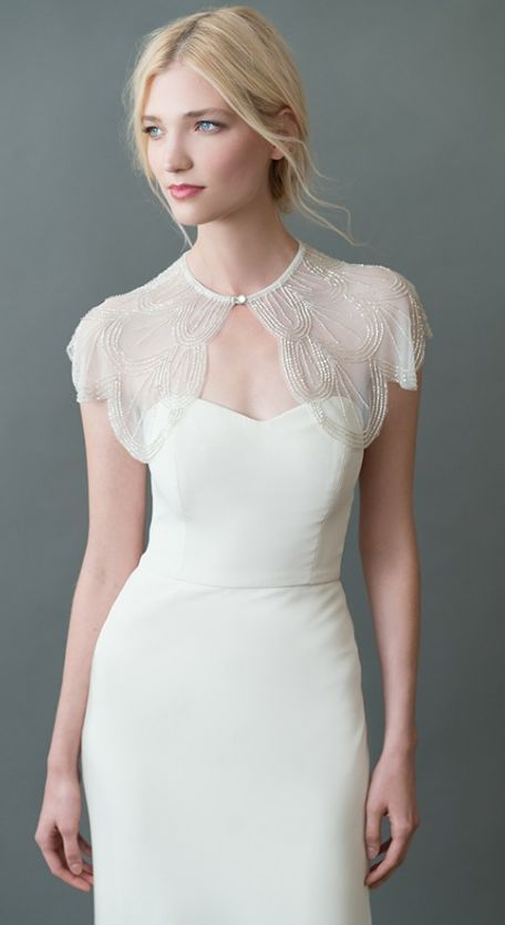 Featured Dress: Jenny Yoo; Wedding dress idea.