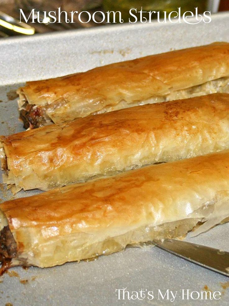 100 Phyllo Dough Recipes On Pinterest Phyllo Recipes