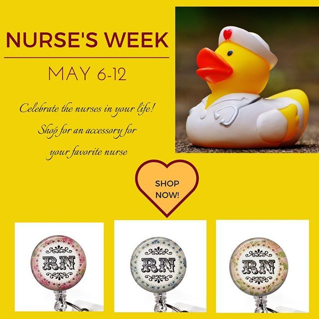 Nurse's week 2017 will be here soon! 💐 Let's show our appreciation for nurses. I am not a nurse but worked with some of them when I was a compliance analyst at a health care system here in Colorado. The nurses there were caring and dedicated to