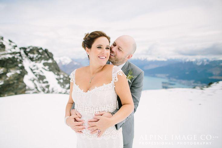 Queenstown, New Zealand wedding