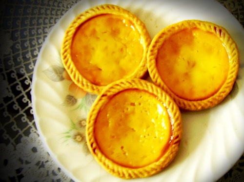 Kue Pie Susu is tradisional pie from bali indonesian