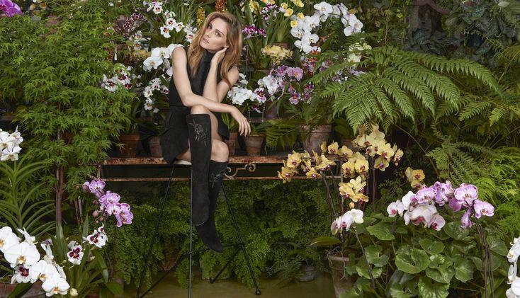 AERIN Fall Campaign ft. Olivia Palermo
