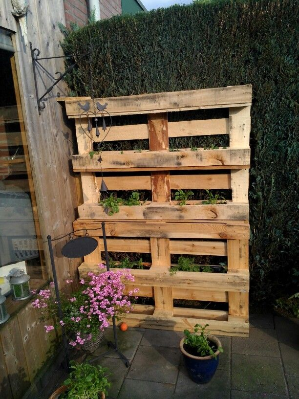 Pallets, made by ines-hip-en-zo