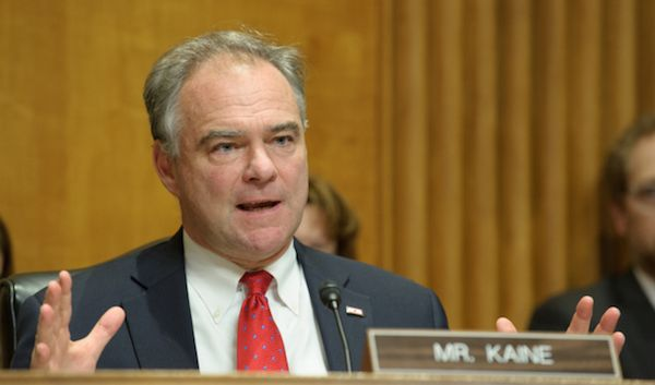Update: Acosta Confirmation Hearing with Questioning By Senator Kaine on Epstein Case