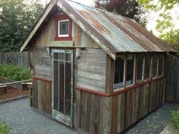 how i need one of these in my life refurbished shed hand made by steve kopa nw tubs can be shipped - Garden Sheds Oregon