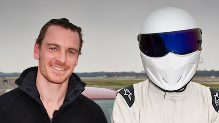 Michael Fassbender's appearance in Top Gear. He talks about Guinness & his love for F1.