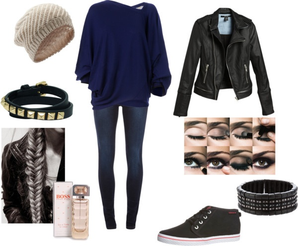 """""""casual teen style"""" by emakatarina8 ❤ liked on Polyvore"""