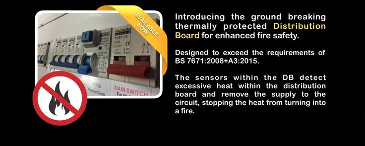 Thermarestor® - technology transforming fire safety
