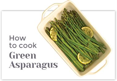 Got asparagus? (Lucky!) Well, get cooking! Here are three ways to make it happen: Roast it in the oven, char it on the grill, or cook it on the altamira.ml Time: 5 mins.