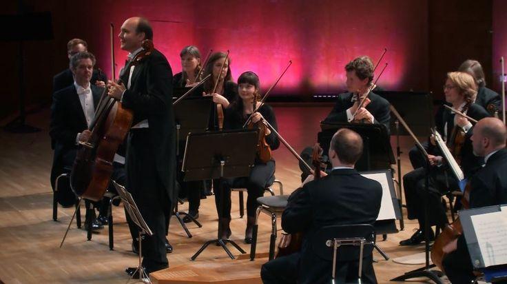 Luigi Boccherini: Military Night Watch in Madrid, & Cello Concerto in G major – Gothenburg Symphony Orchestra, Truls Mørk (HD 1080p)