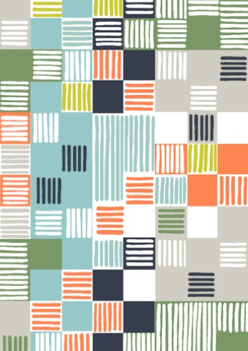 Minuet Multicolour by Imogen HeathColors Pallets, Colors Combos, Quilt Design, Multicoloured Cushions, Colors Pattern, Killers Pattern, Colors Schemes, Imogen Heath, Minuets Multicoloured