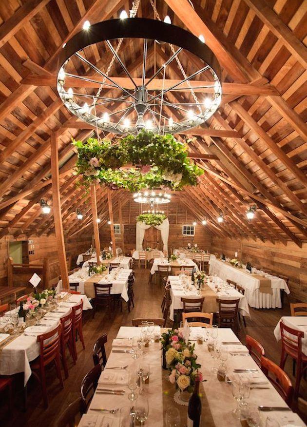 10 Best Barn Venues in the World | Tarureka Estate | Bridal Musings Wedding Blog 2