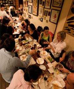 TOKYO: go to Kaikaya By The Sea for fresh seafood in an East meets West fusion style in Shibuya.