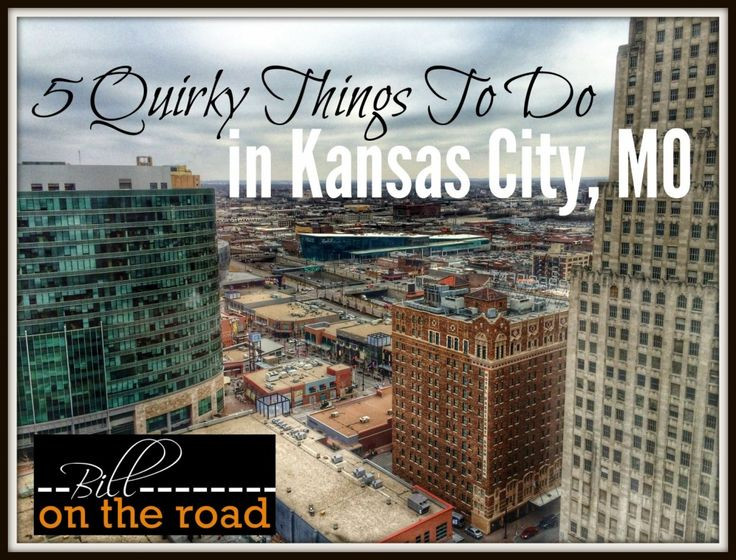 From lunch by the oldest fountain to learning the history of a Slinky - here are 5 fun and quirky things to experience the next time you visit Kansas City, Missouri!