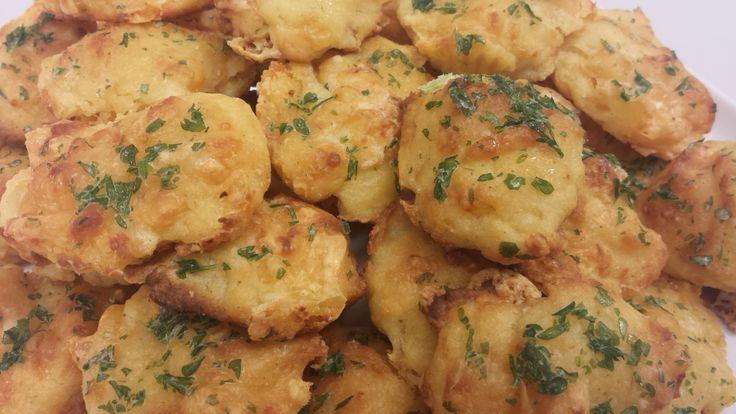 Cheddar-Kekse