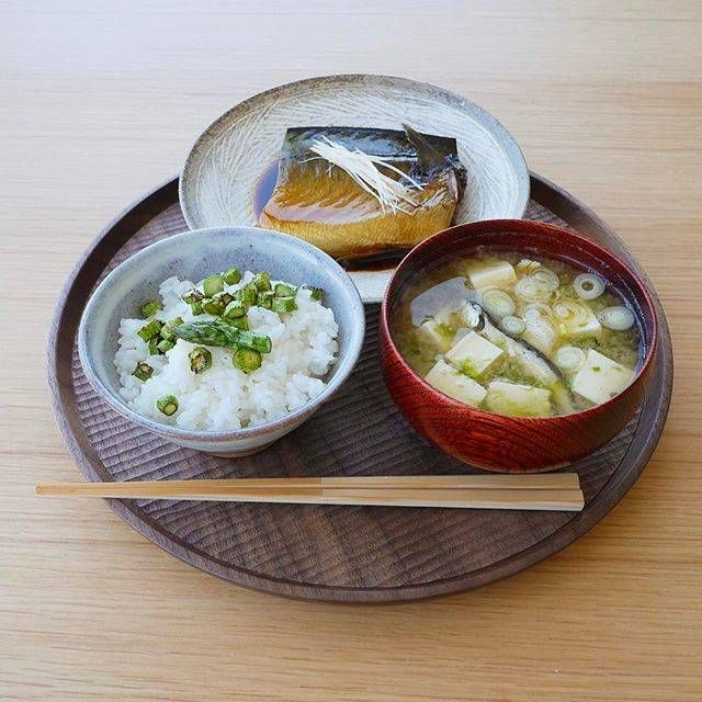 一汁一菜でよいという提案 から学ぶ一汁一菜の献立メニュー7選 Voyage 朝食 和食 献立 健康的な食事 料理 レシピ
