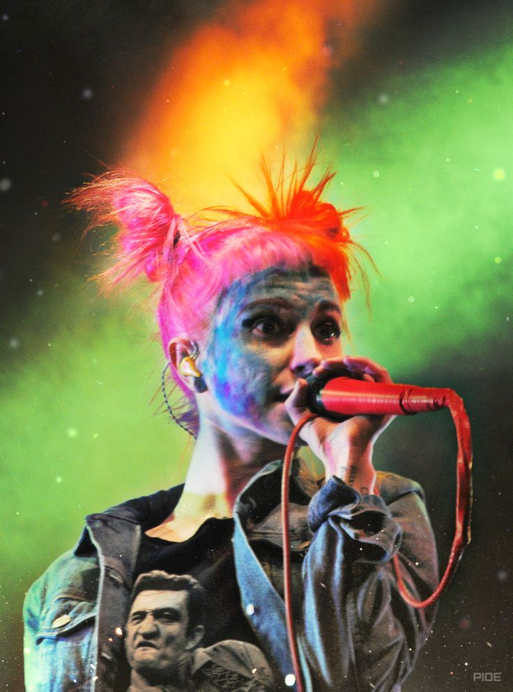 ◾Hayley is so unique◽