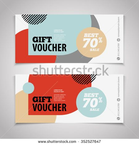 23 best gift voucher design images on Pinterest Gift voucher - design gift vouchers free