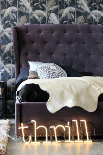 Wonderland King Size Bed