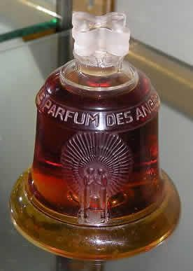 Lalique Le Parfum Des Anges Perfume Bottle