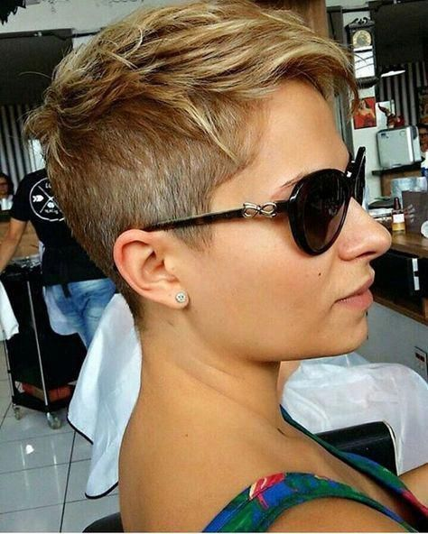 cool 70 Striking Short Pixie Cuts Ideas -- Keeping It Trendy and Upscale #shorthaircutspixie