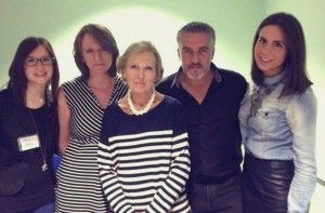Mary Berry and Paul Hollywood's top baking tips  - Mary Berry and Paul Hollywood's top baking tips