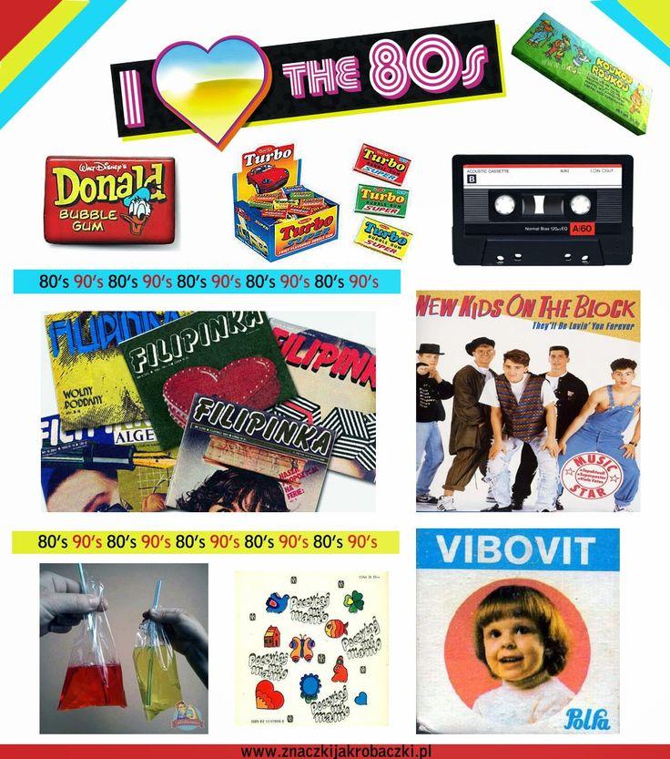 Tere fere kuku...: Dzieciństwo w latach 80 i 90. To były czasy?!