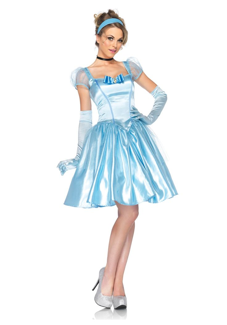 Disney Costumes For Adults Plus Size | Plus Size Disney Classic Cinderella Costume