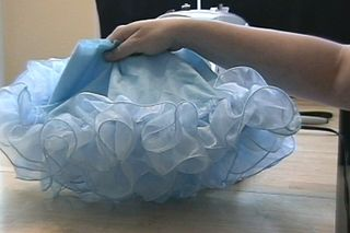 how to make a cupcake skirt