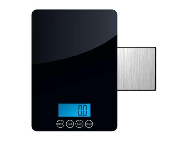 Digital Kitchen Food Scale Dual Weighing Modes AWS DK-5K