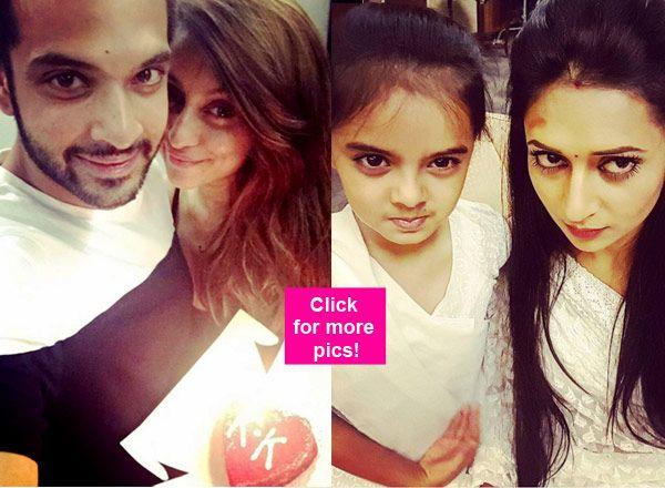 Divyanka Tripathi Karan Kundra Kritika Kamra  5 best Instagram pics of TV celebs