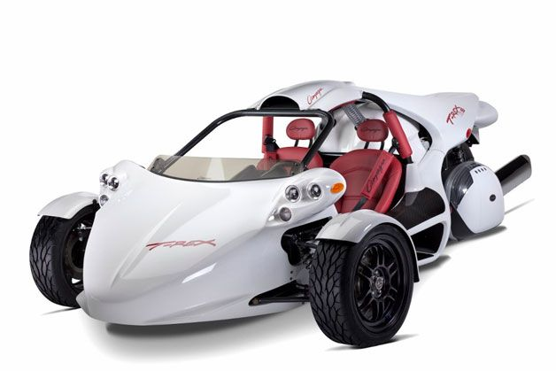 Campagna launches T-Rex 16S with six-cylinder BMW power