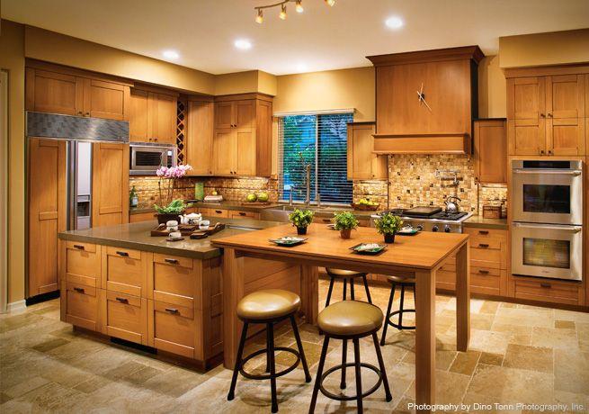 Dewils custom cabinets dewils kitchen cabinets pinterest for Butternut kitchen cabinets